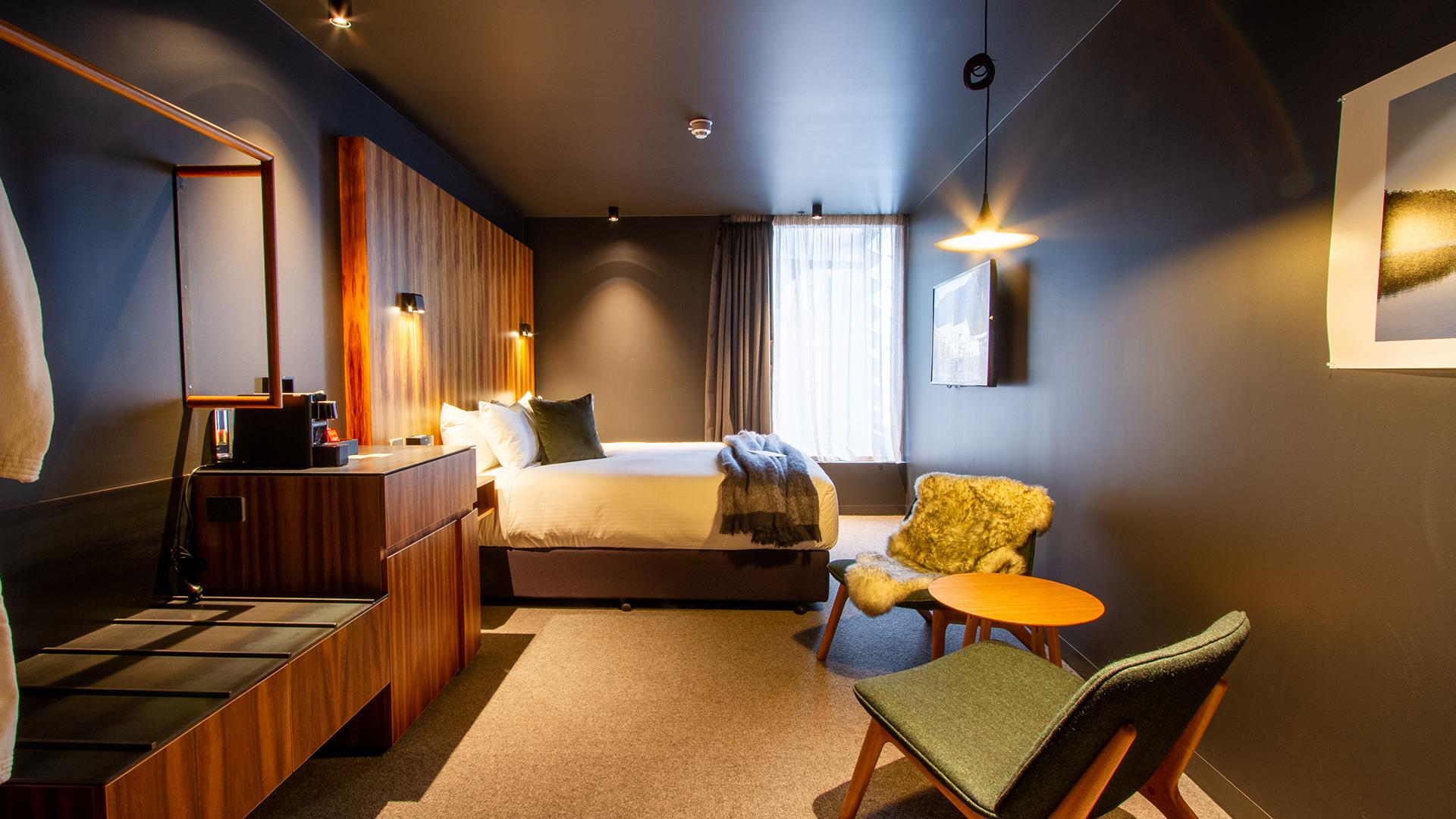 Pod Room - Feb 20 image 1 at Moss Hotel by Hobart City Council, Tasmania, Australia