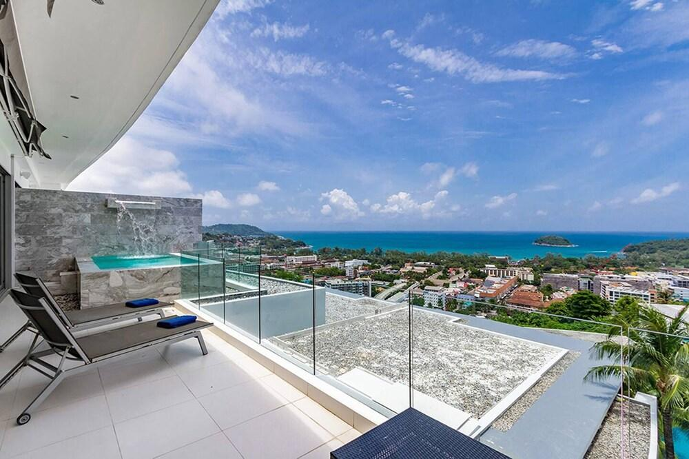 image 1 at The View Phuket by 78/7 Patak Road Karon Phuket 83100 Thailand