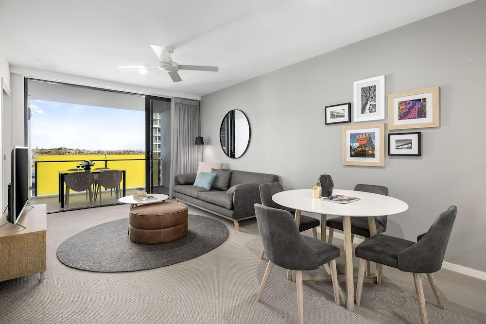 image 1 at Alcyone Hotel Residences by 35 Hercules Street Hamilton QLD Queensland 4007 Australia
