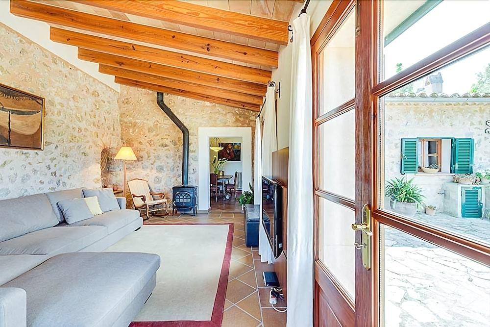 image 1 at Villa Son Beltran Valldemossa by Diseminado Banyalbufar Cr, 11 Valldemossa 07170 Spain