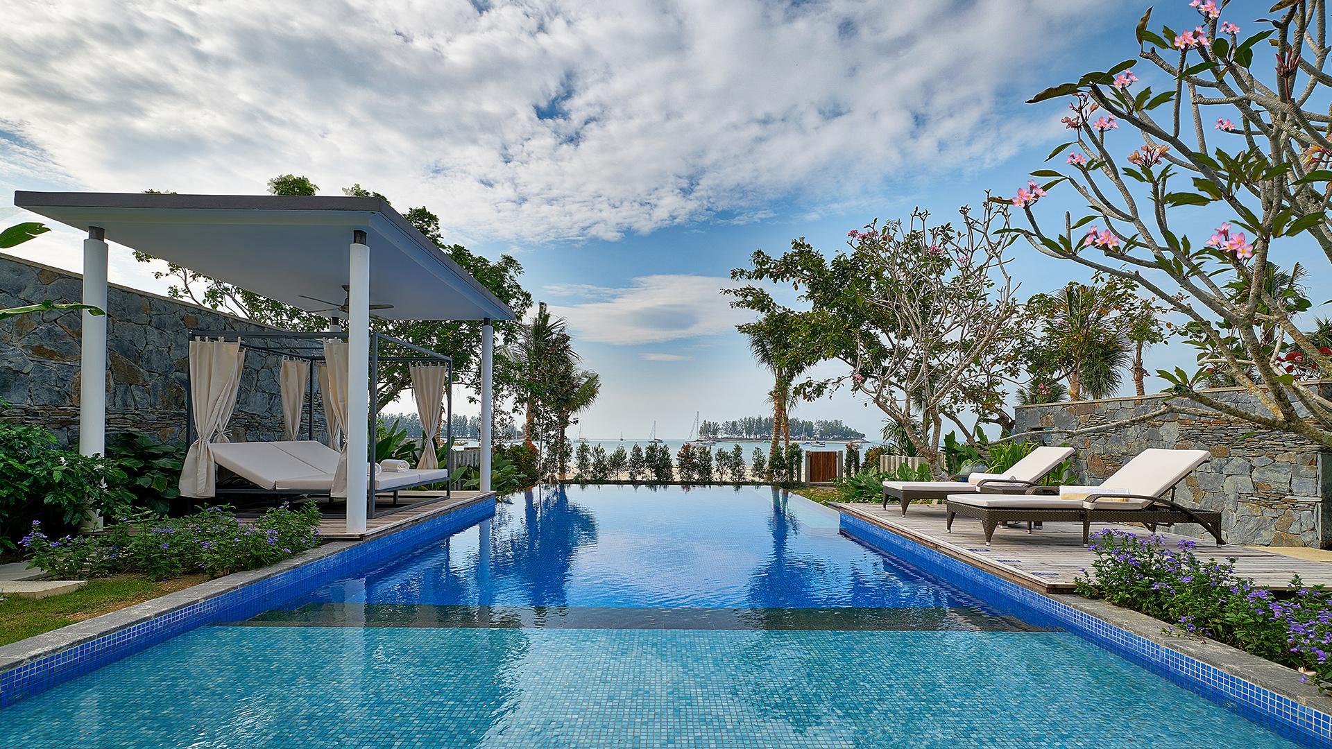 Princess Beach Villa image 1 at The Danna Langkawi by null, Kedah, Malaysia