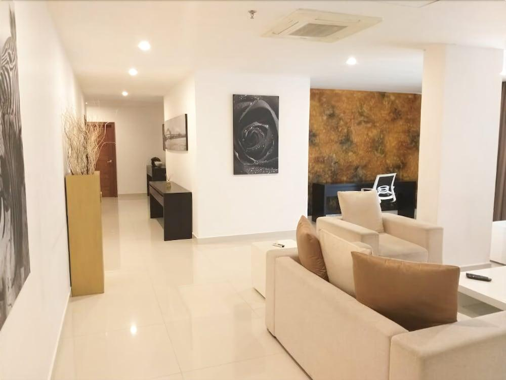 image 1 at Platinum One Suites - 3 Bedroom by 1 Bagatalle Rd Colombo Western Province 300 Sri Lanka