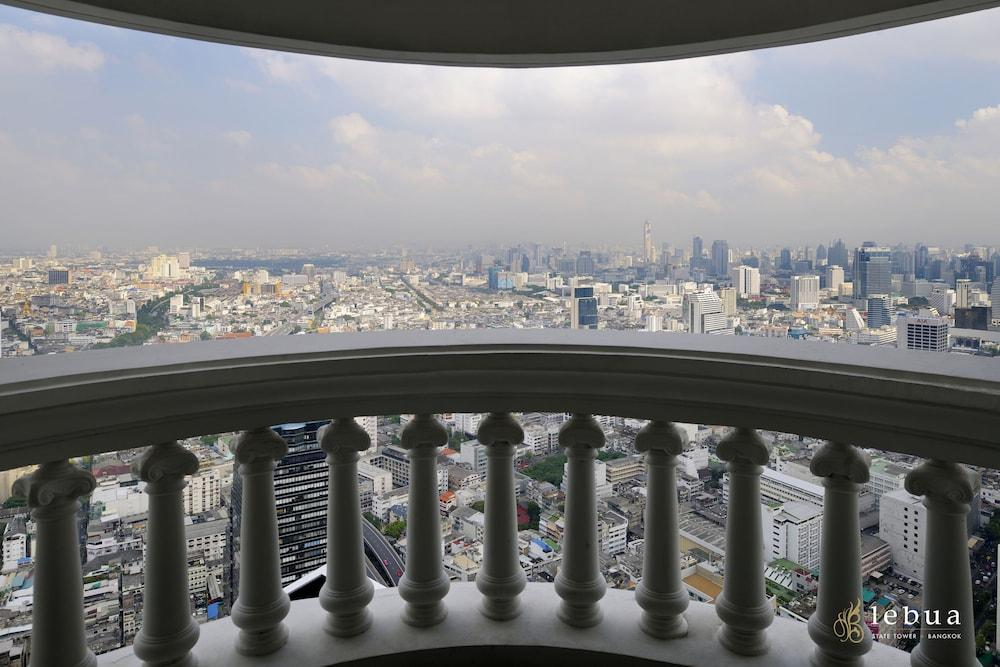 image 1 at lebua at State Tower (The World's First Vertical Destination) by State Tower 1055/111 Silom Road Bangrak Bangkok 10500 Thailand