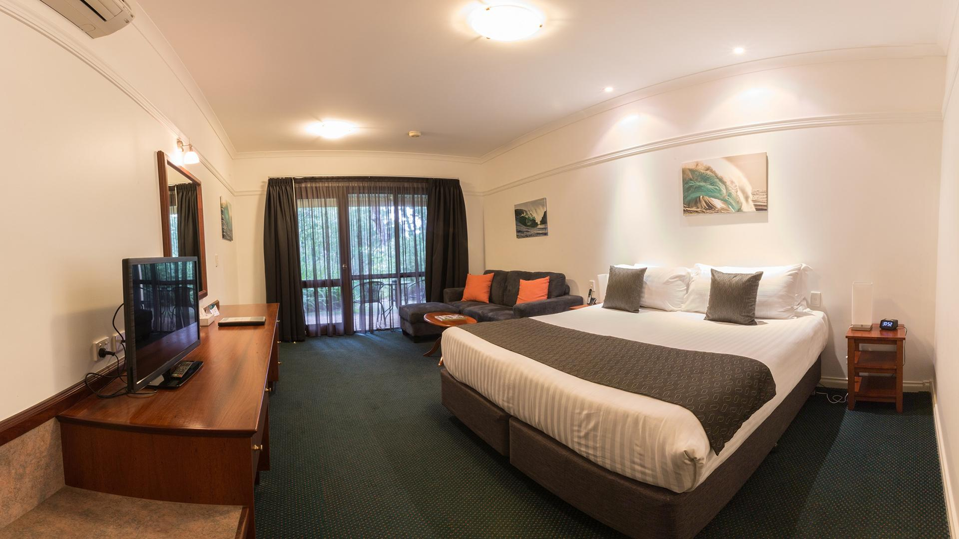 King Room image 1 at Stay Margaret River by Shire of Augusta-Margaret River, Western Australia, Australia
