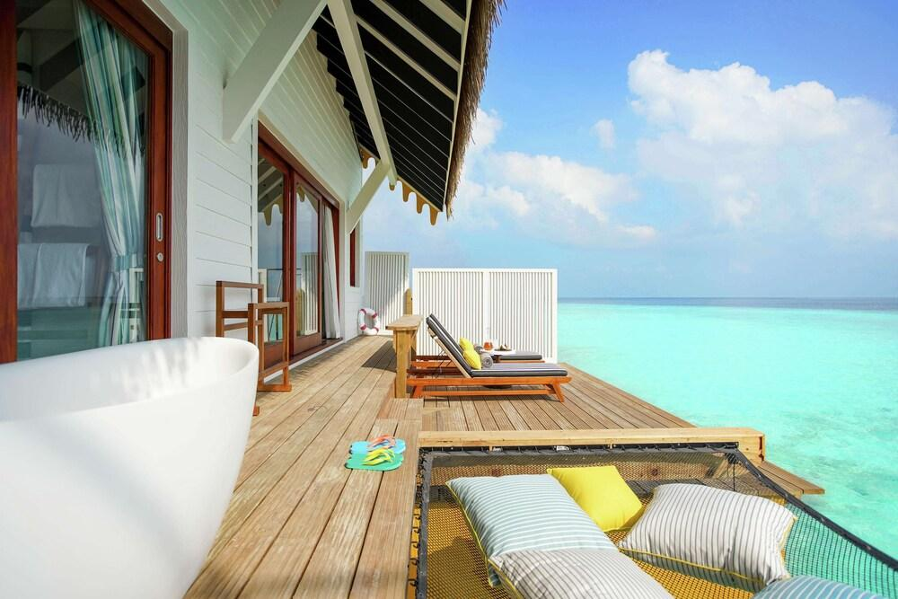 image 1 at SAii Lagoon Maldives, Curio Collection by Hilton by South Male Atoll Eh'mafushi Kaafu Atoll Maldives