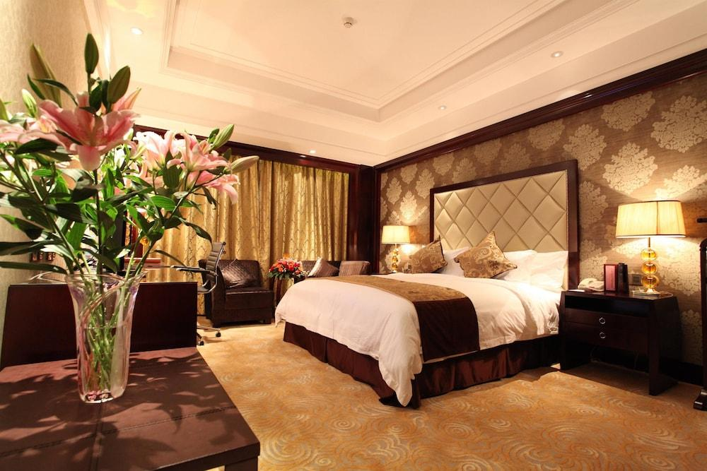 image 1 at Days Hotel And Suites Hefei by 28 Dongliu Road Baohe District Hefei Anhui 230061 China
