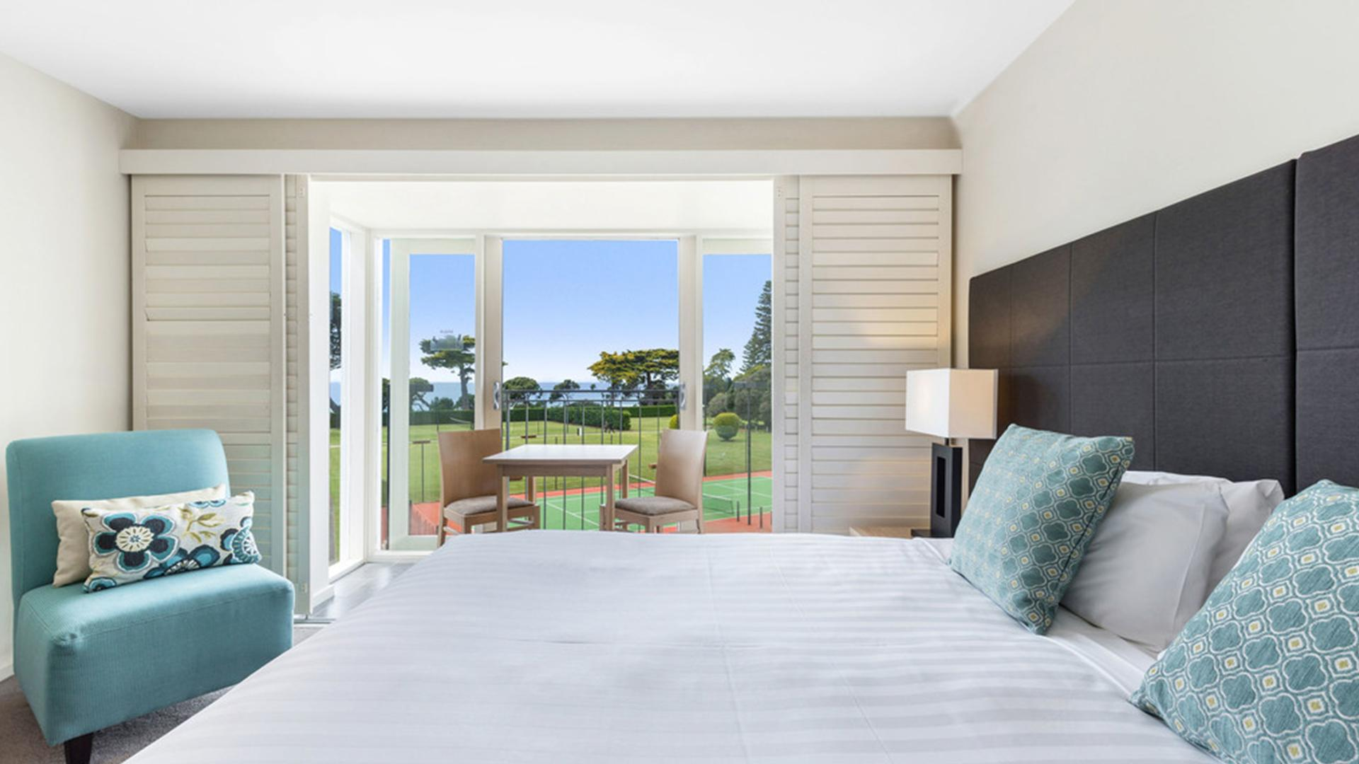Resort Room image 1 at Mantra Lorne by Surf Coast Shire, Victoria, Australia