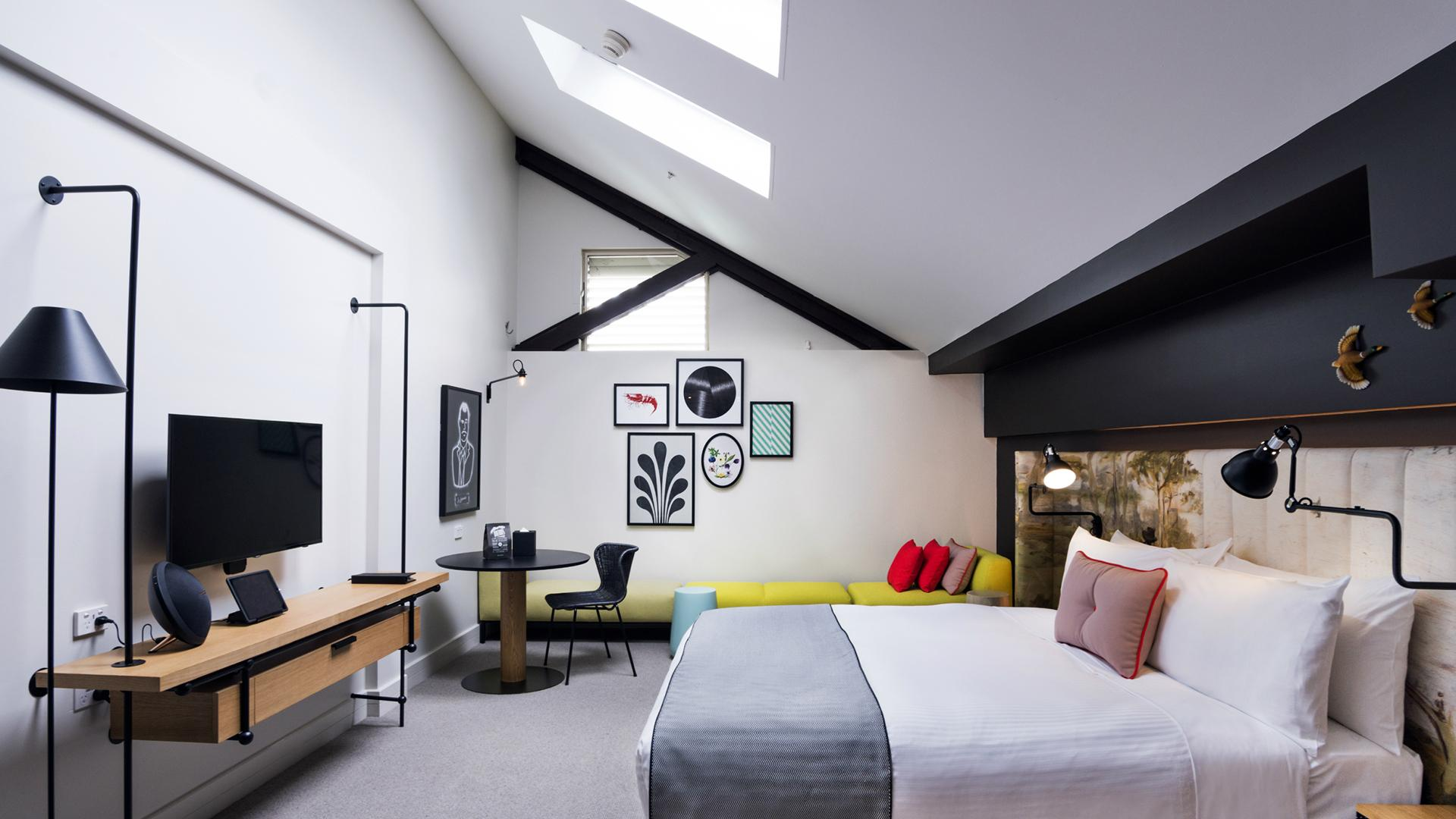 Superoo Room image 1 at Ovolo Woolloomooloo by null, New South Wales, Australia