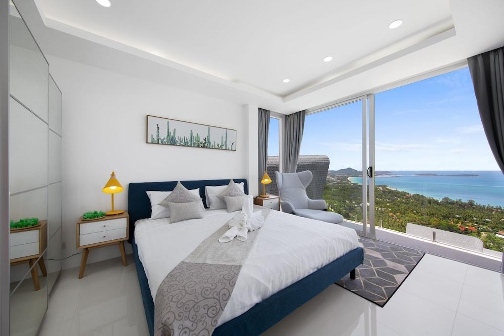 image 1 at 4 Bedrooms Sea view Villa Galaxy by 53/159 Moo. 3, T.Bophut Koh Samui Surat Thani 84320 Thailand