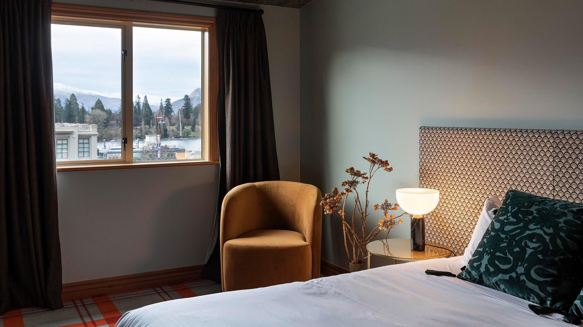 Oasis Room image 1 at The Dairy Private Hotel by Naumi Hotels by null, Otago, New Zealand