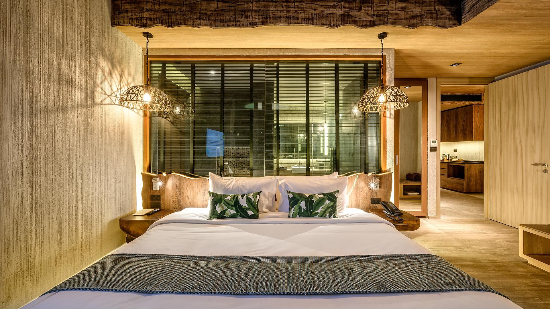 Two-Bedroom Family Suite image 1 at Kalima Resort and Villas Khao Lak by Amphoe Thai Mueang, Phang-nga, Thailand