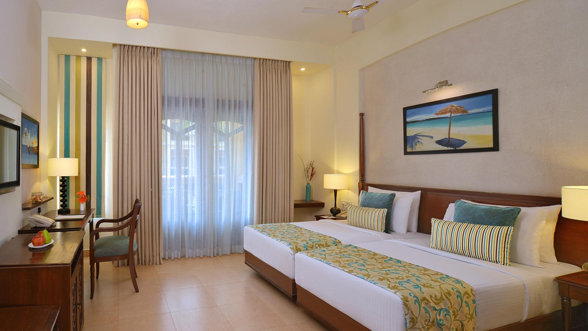Superior Room image 1 at Country Inn & Suites by Radisson, Goa Candolim by North Goa, Goa, India