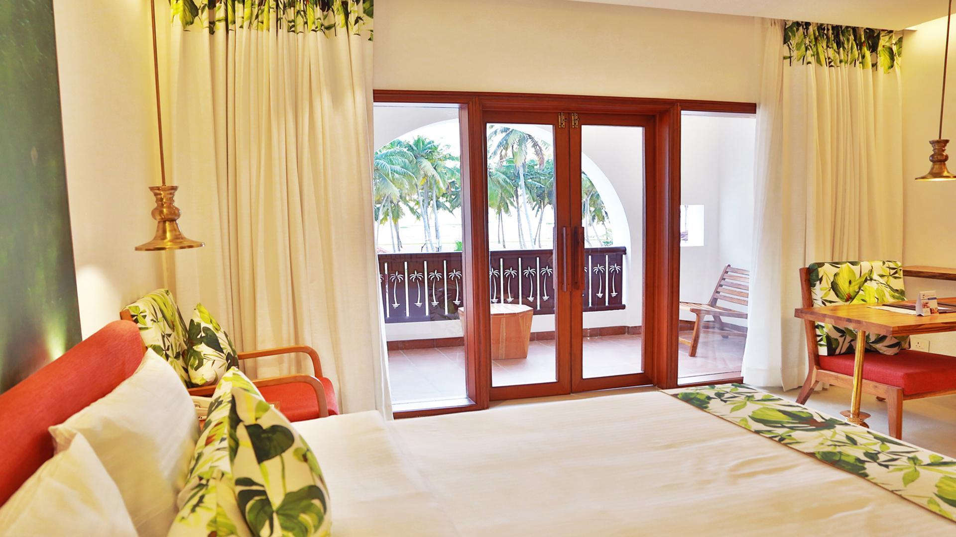 Estuary View Room image 1 at Estuary Sarovar Portico by Thiruvananthapuram, Kerala, India