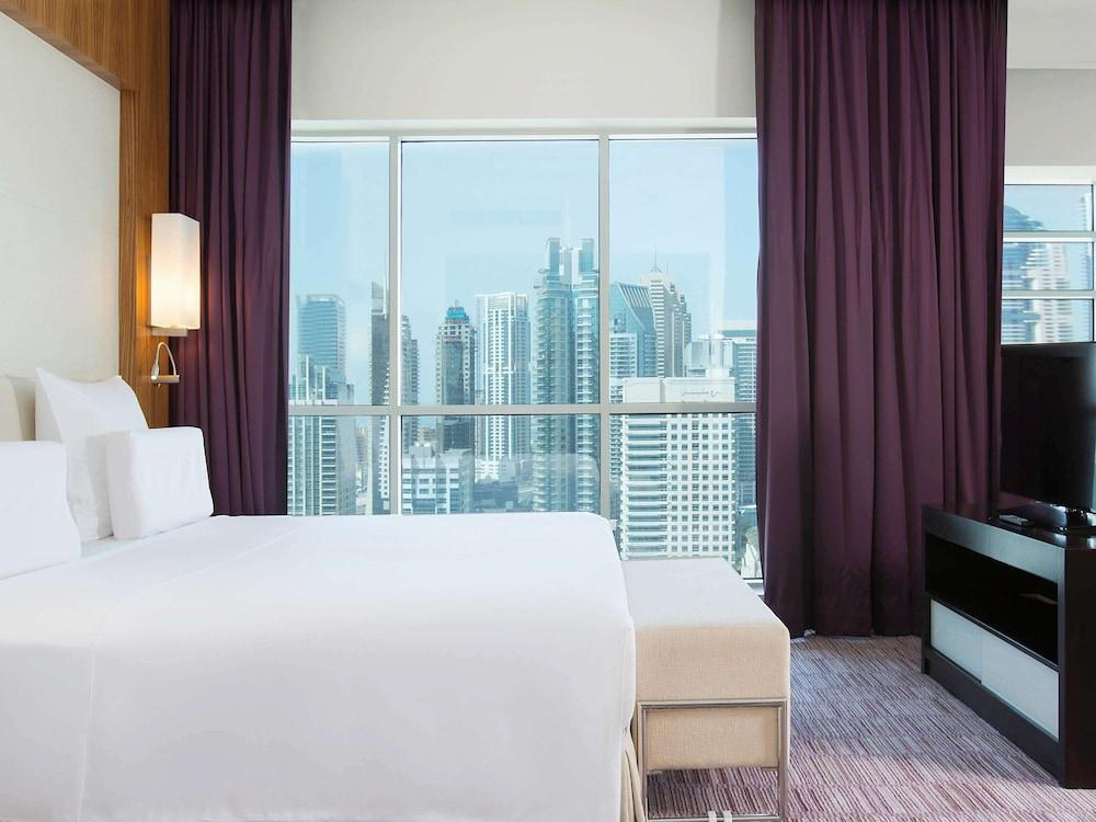 image 1 at Pullman Dubai Jumeirah Lakes Towers - Hotel and Residence by Jumeirah Lakes Towers Cluster T Off Sheikh Zayed Road Dubai United Arab Emirates