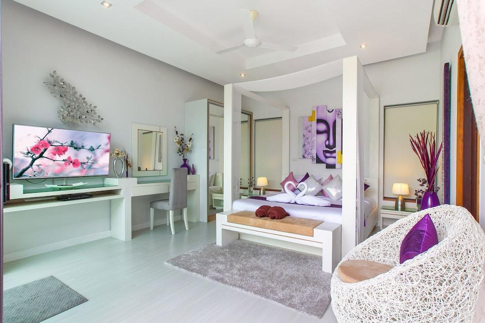 image 1 at Exclusive Pool Villa 2bdr by 65/30 Moo 7, Soi Saiyuan T. Rawai Naiharn Beach Rawai Phuket 83130 Thailand