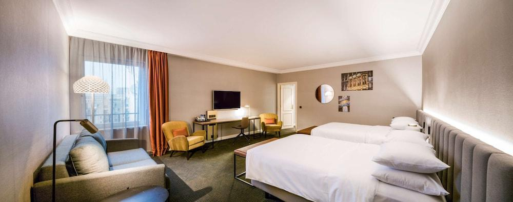 image 1 at Hilton Brussels Grand Place by Carrefour De L'europe, 3 Brussels 1000 Belgium