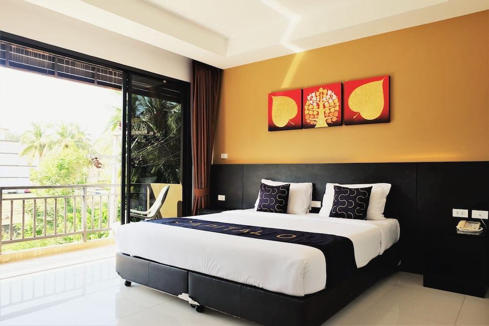 image 1 at Capital O 486 Naiyang Beach Hotel by 80/30-38, Nai Yang soi 2 Sa Khu Phuket 83110 Thailand