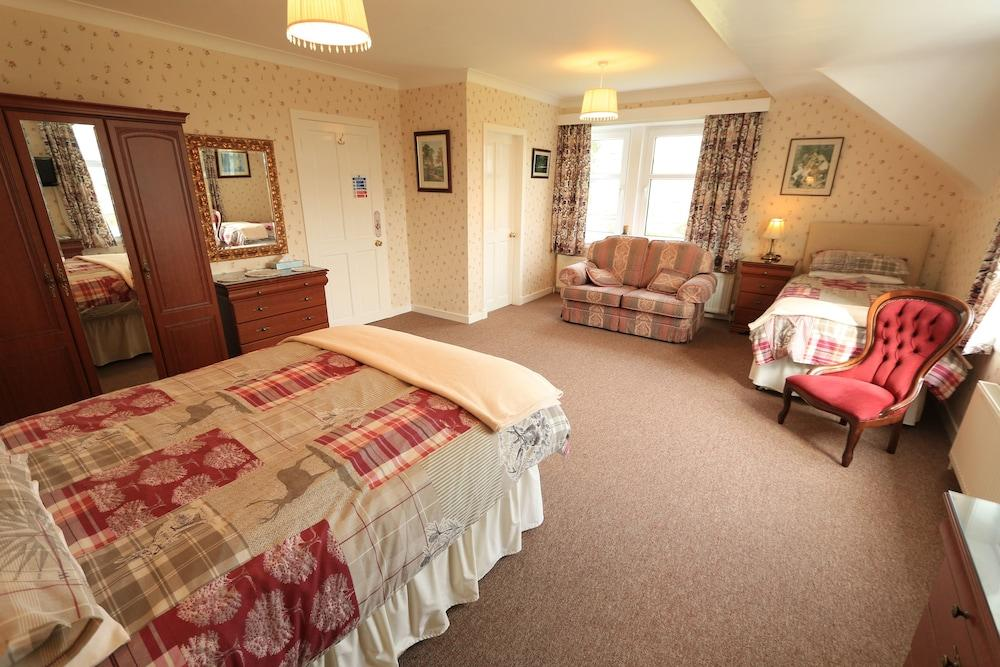 image 1 at East Challoch Farm Bed and Breakfast by Dunragit Stranraer Scotland DG9 8PY United Kingdom