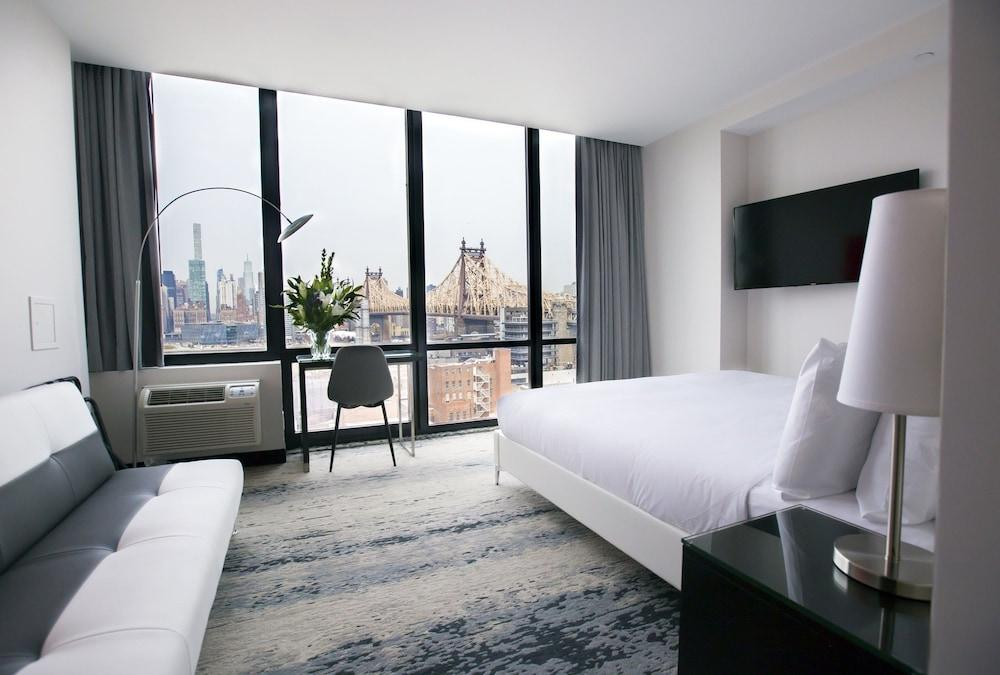 image 1 at Z NYC Hotel by 11-01 43rd Avenue Long Island City NY New York 11101 United States