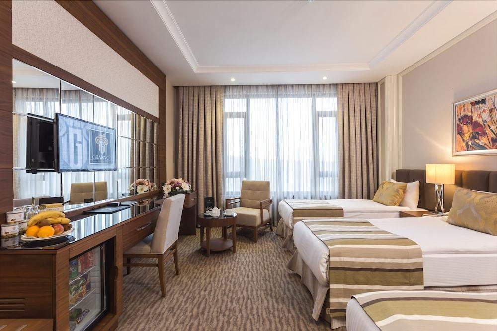 image 1 at Grannos Thermal Hotel & Convention Center by Medrese Mah Sehitler Cad No10 Haymana Ankara 6860 Turkey