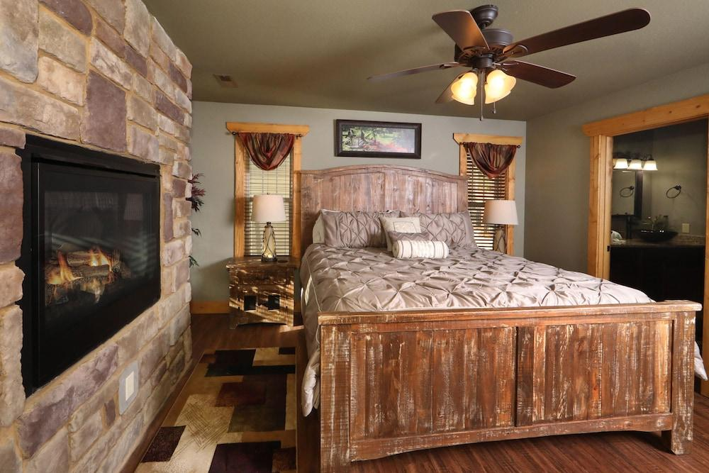 image 1 at Aqua Paradise - Six Bedroom Chalet by 1113 Anastasia Way Gatlinburg TN Tennessee 37738 United States