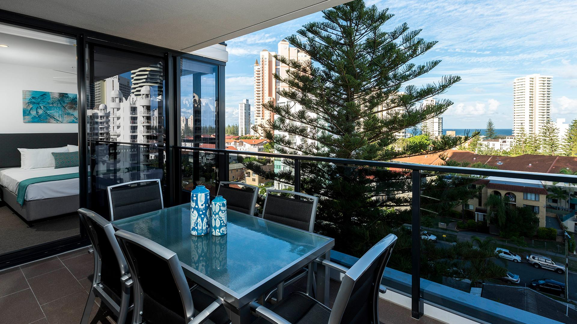Two-Bedroom Apartment image 1 at Synergy Broadbeach by City of Gold Coast, Queensland, Australia