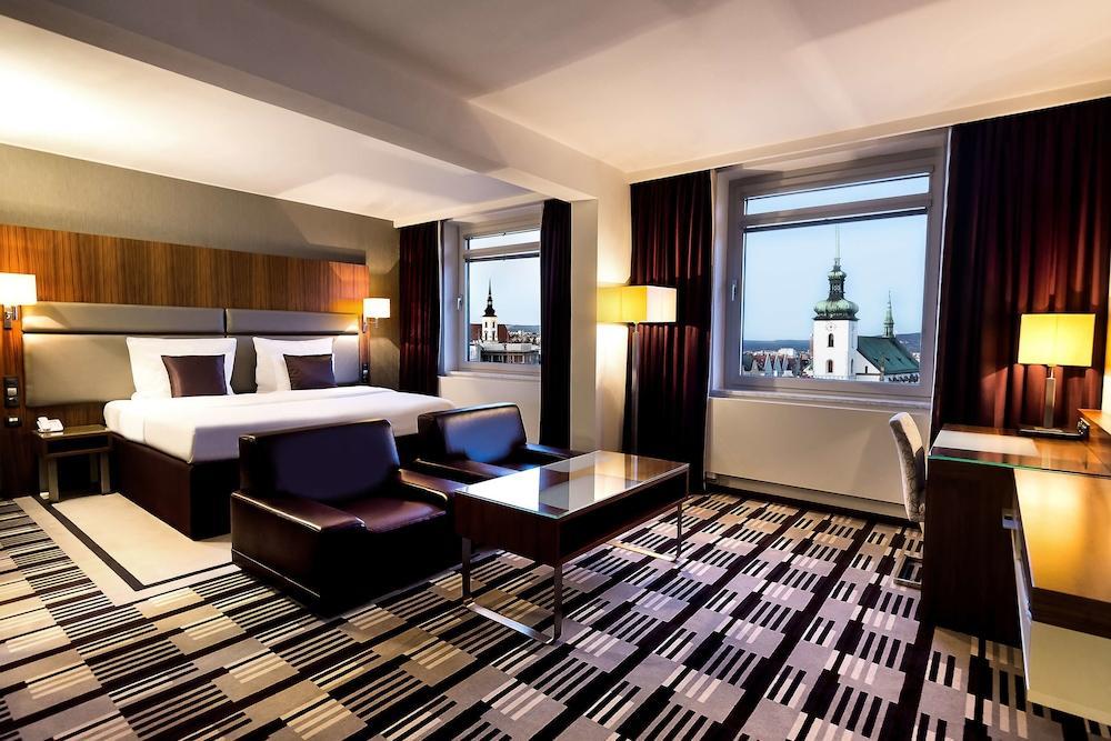 image 1 at Best Western Premier Hotel International Brno by Husova 16 Brno 659 21 Czech Republic