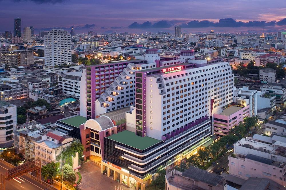 image 1 at Twin Towers Hotel by 88 Rong Muang, Patumwan Thanon Rama VI Bangkok Bangkok 10330 Thailand