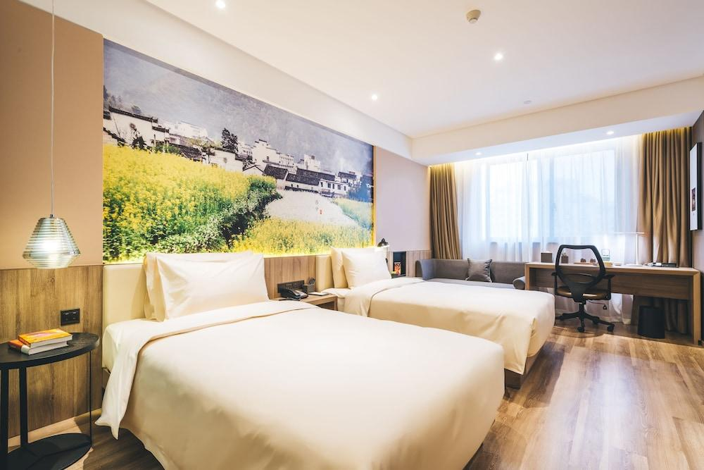 image 1 at Atour Hotel Lotus Palace of Tang Dynasty Xian by E.No.106 Middle Section West Furong Rd Qujiang New District Xi'an Shaanxi 710000 China