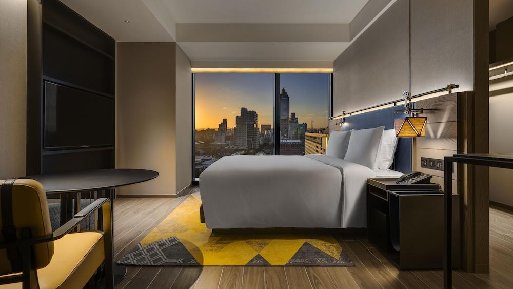 image 1 at Hotel Resonance Taipei, Tapestry Collection by Hilton by No. 7 Linsen S Rd, Happy Village Taipei Taiwan