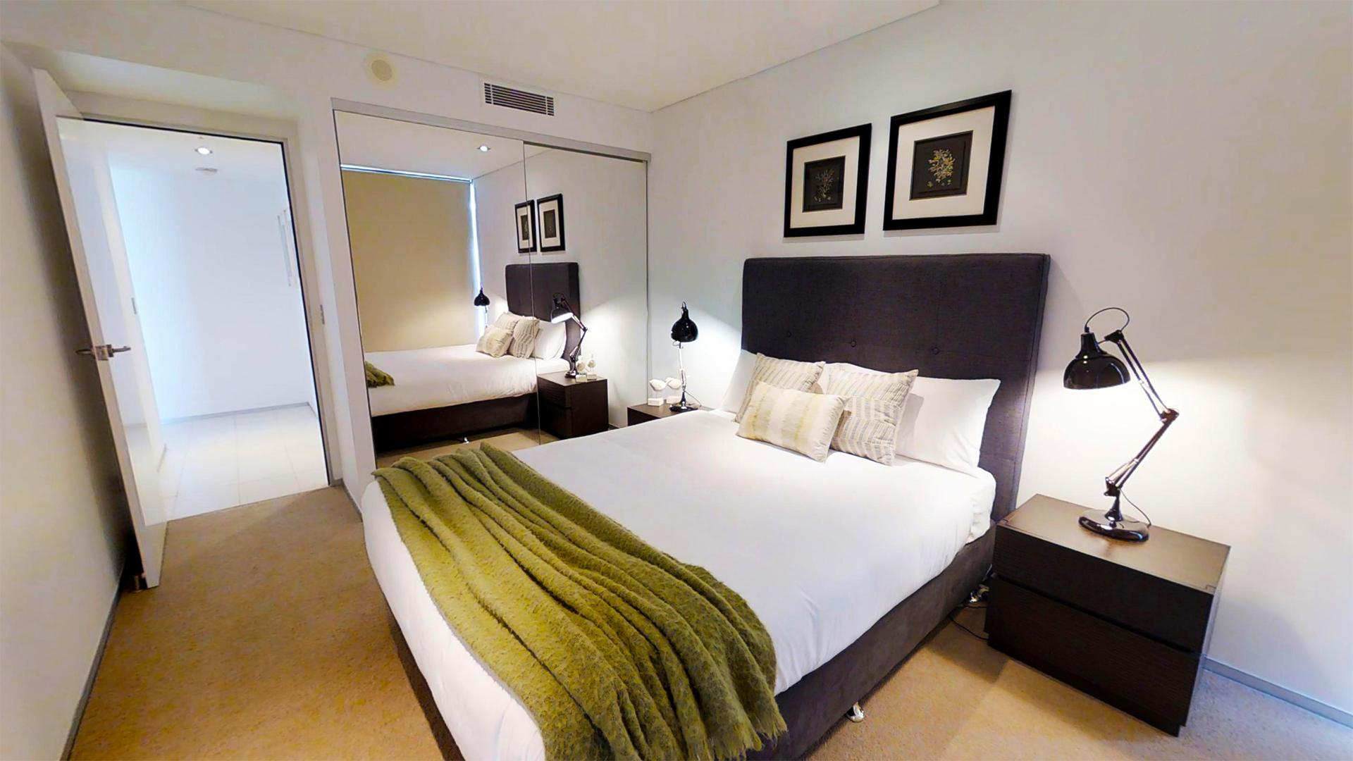 One-Bedroom Luxury Apartment image 1 at Ambience on Burleigh Beach by City of Gold Coast, Queensland, Australia