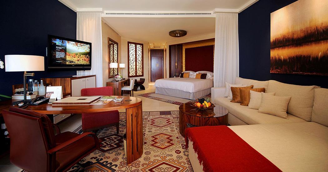 Raffles Club Room image 1 at Raffles Dubai by null, Dubai, United Arab Emirates