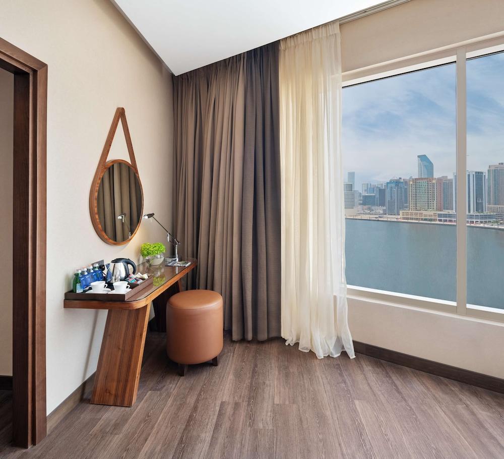 image 1 at Radisson Blu Hotel, Dubai Canal View by Marasi Drive Business Bay Dubai Dubai United Arab Emirates