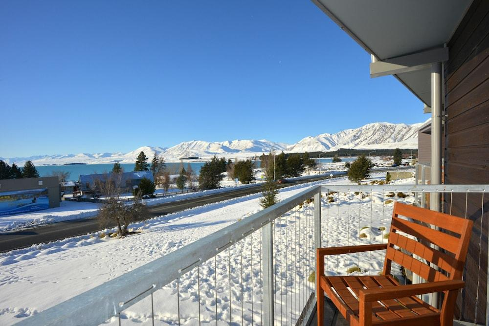 image 1 at Peppers Bluewater Resort by State Highway 8 Lake Tekapo 7945 New Zealand