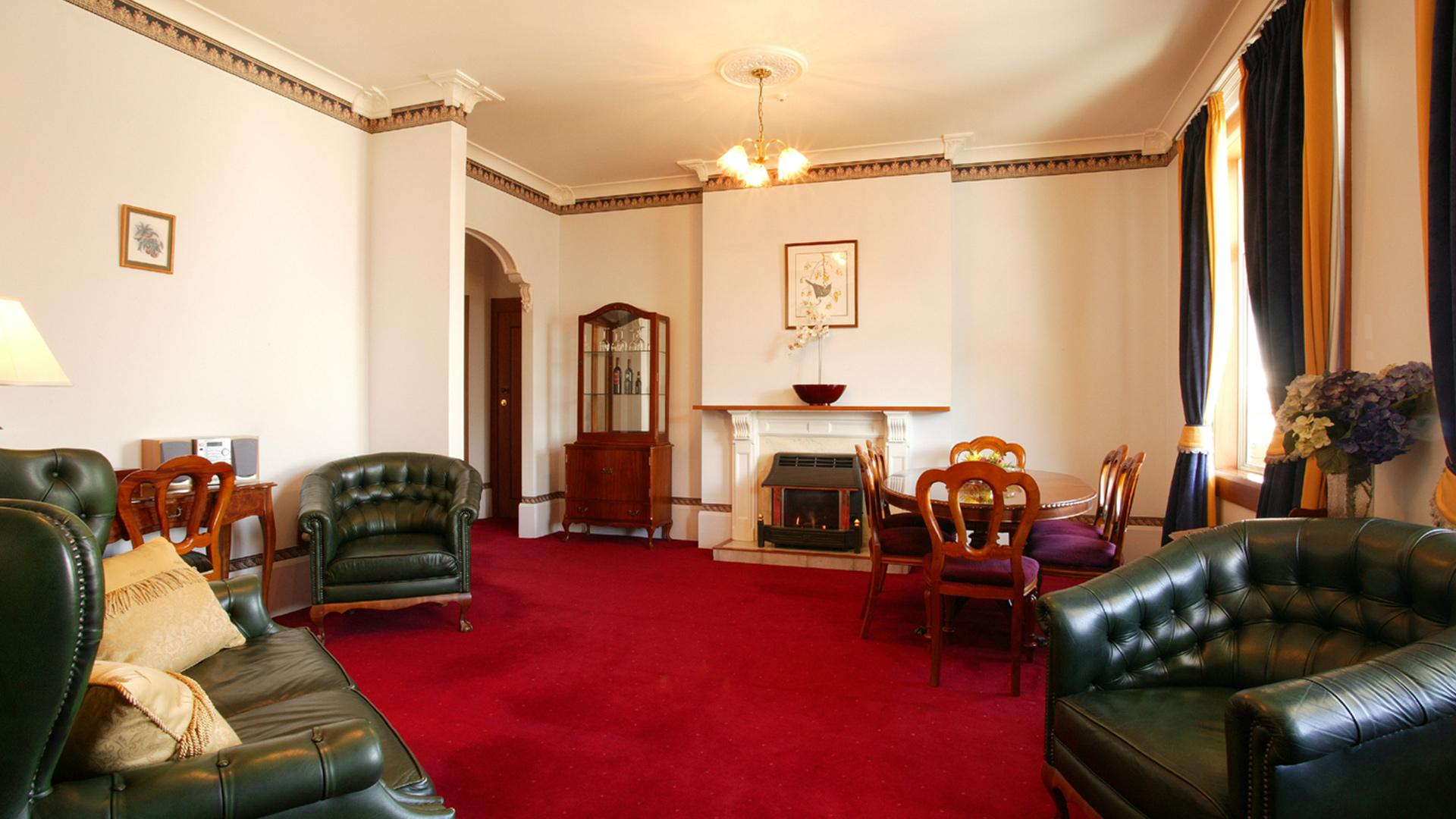 Vice Regal Suite image 1 at The County Hotel Napier by null, Hawke's Bay, New Zealand