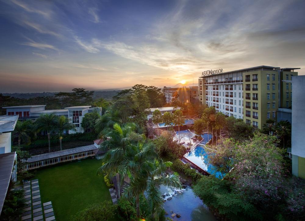 image 1 at Aston Bogor Hotel and Resort by The Jungle - Bogor Nirwana Residence Jl. Dreded Pahlawan Bogor West Java 16132 Indonesia