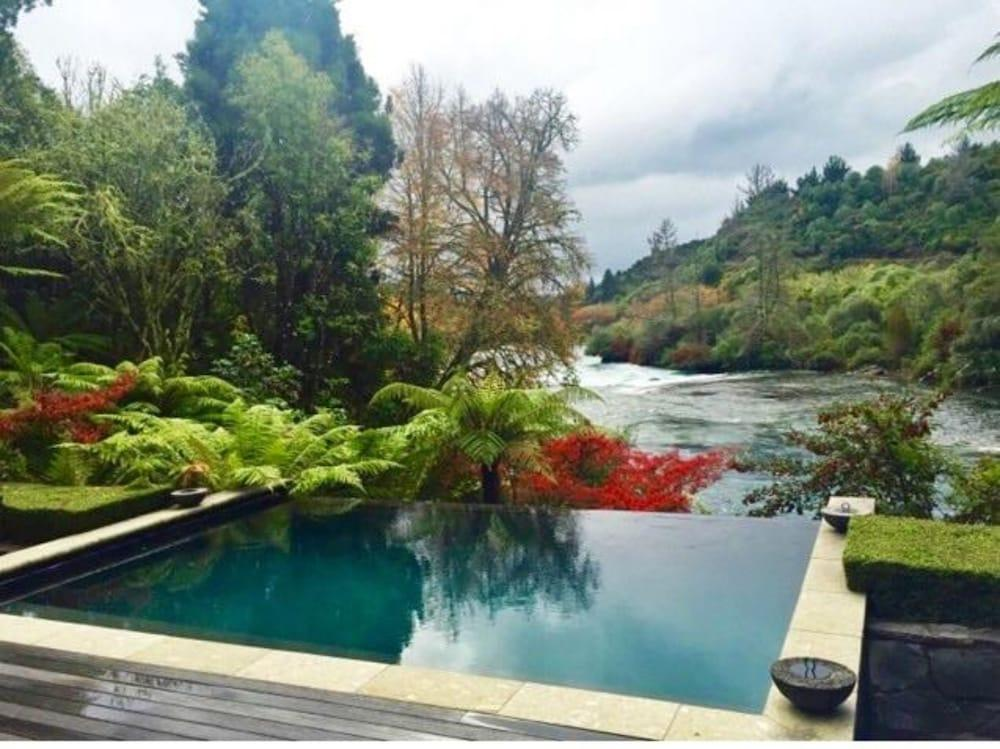 image 1 at Huka Lodge by 271 Huka Falls Road Taupo 3384 New Zealand