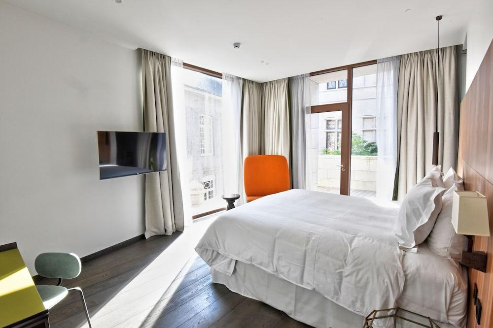 image 1 at Hotel The Fourth - Tafelrond by Grote Markt 5 Leuven 3000 Belgium