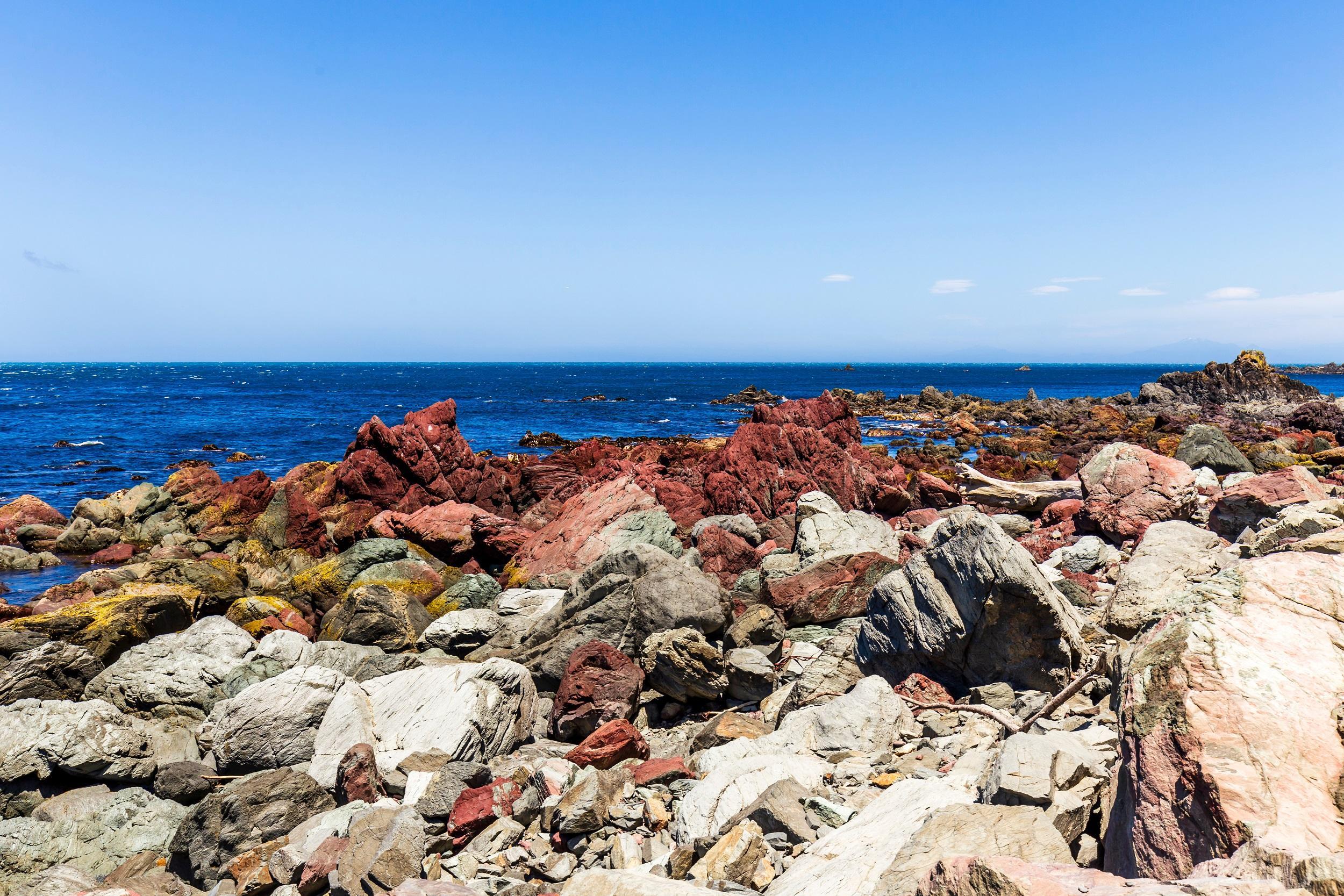 Red Rocks - Pariwhero