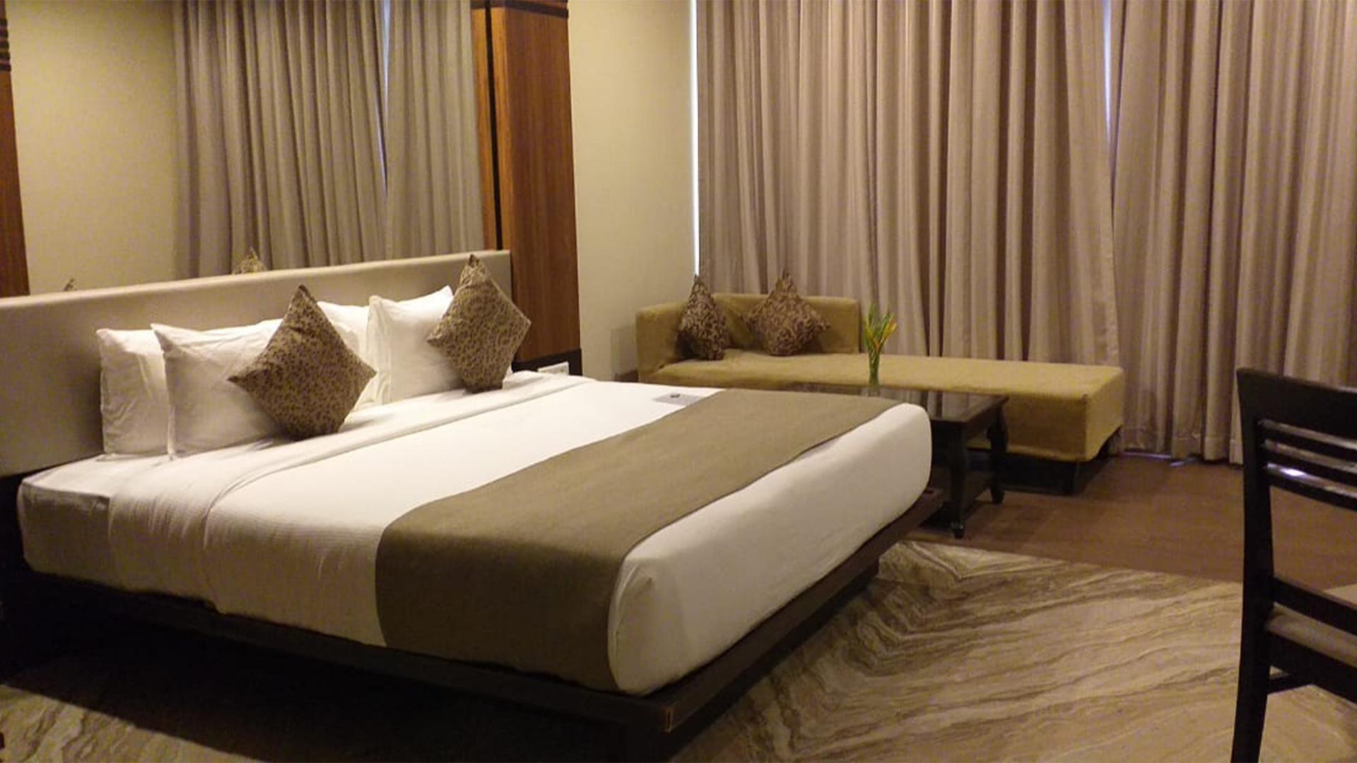 Superior Room image 1 at Resort Rio by North Goa, Goa, India