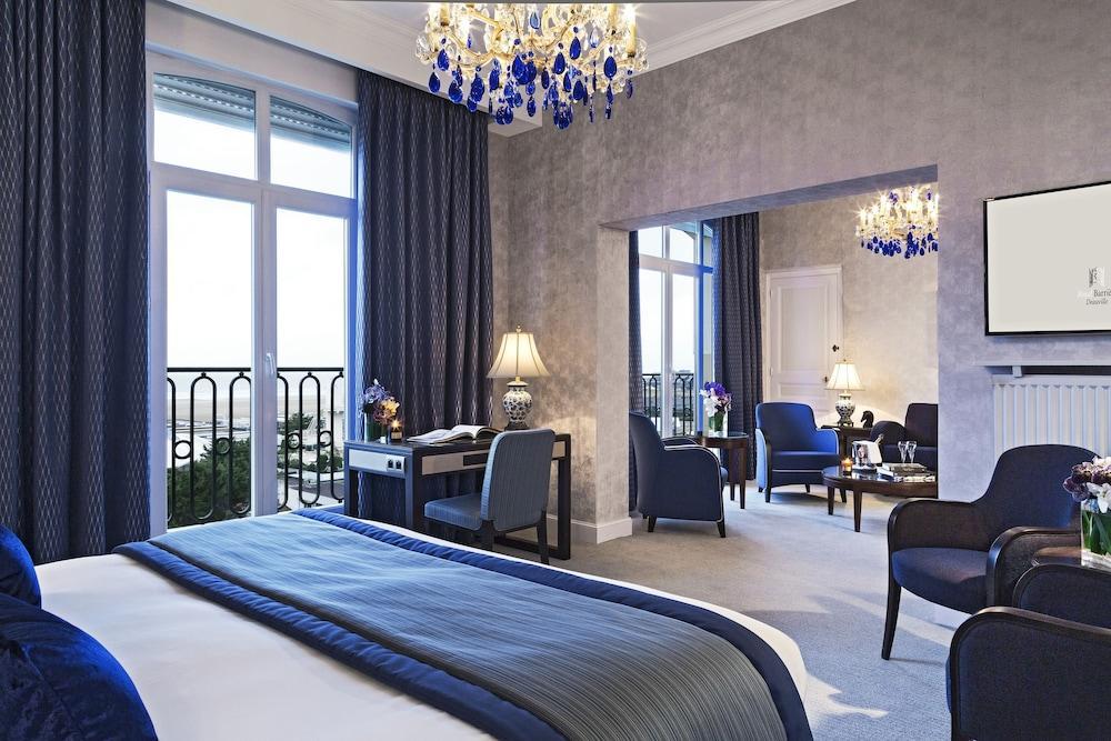 image 1 at Hôtel Barrière Le Royal Deauville by Boulevard Cornuché BP 74400 Deauville Calvados 14804 France