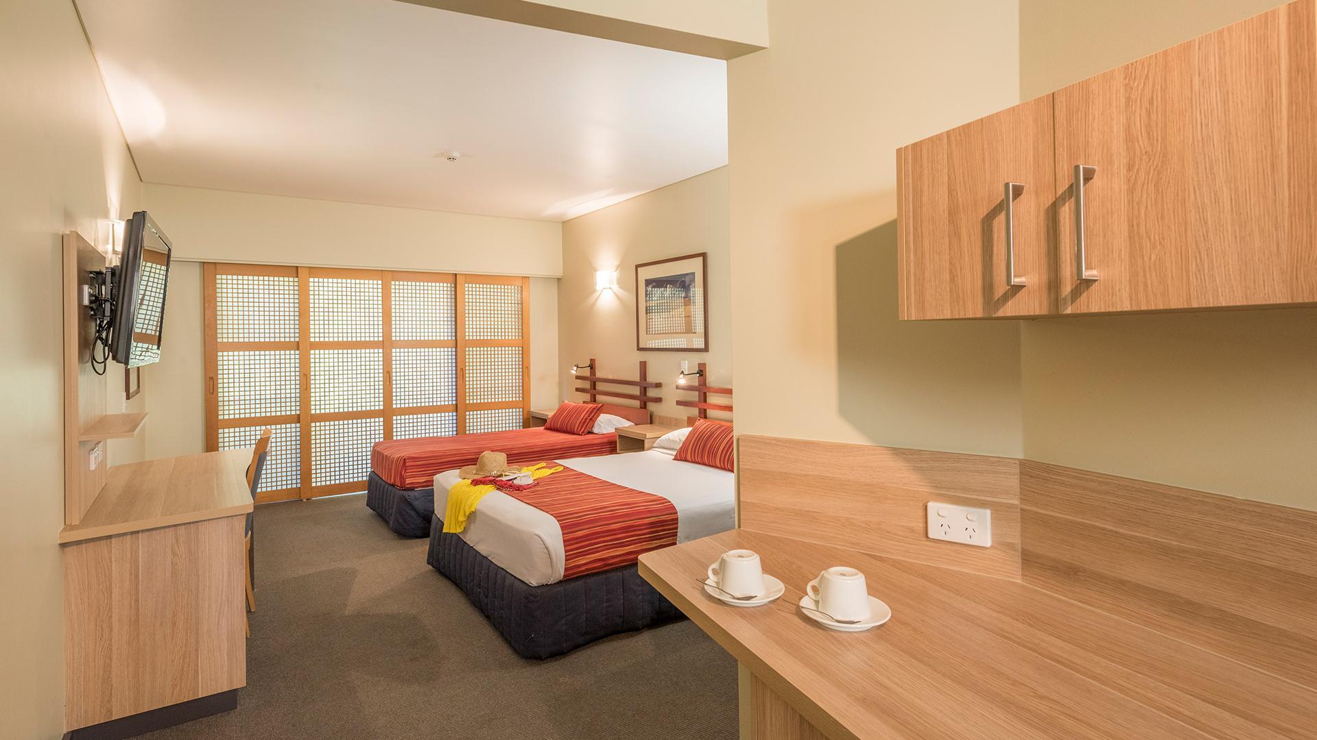 Resort Hotel Room - 3 Nights - ROMANCE image 1 at Kingfisher Bay Resort by Fraser Coast Regional, Queensland, Australia