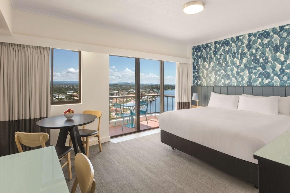 image 1 at Vibe Hotel Gold Coast by 42 Ferny Avenue Surfers Paradise QLD Queensland 4217 Australia