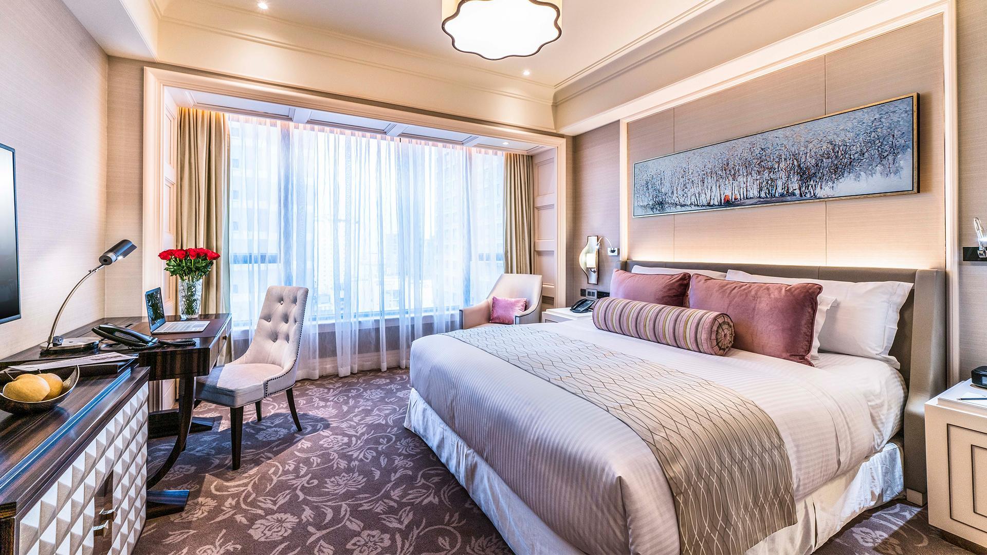 Deluxe Room image 1 at Caravelle Saigon Feb 2020 by Quận 1, Hồ Chí Minh, Vietnam