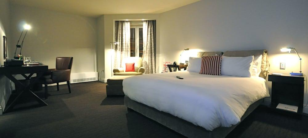 image 1 at Auberge Saint-Antoine by Relais & Chateaux by 8, rue Saint-Antoine Quebec QC Quebec G1K4C9 Canada