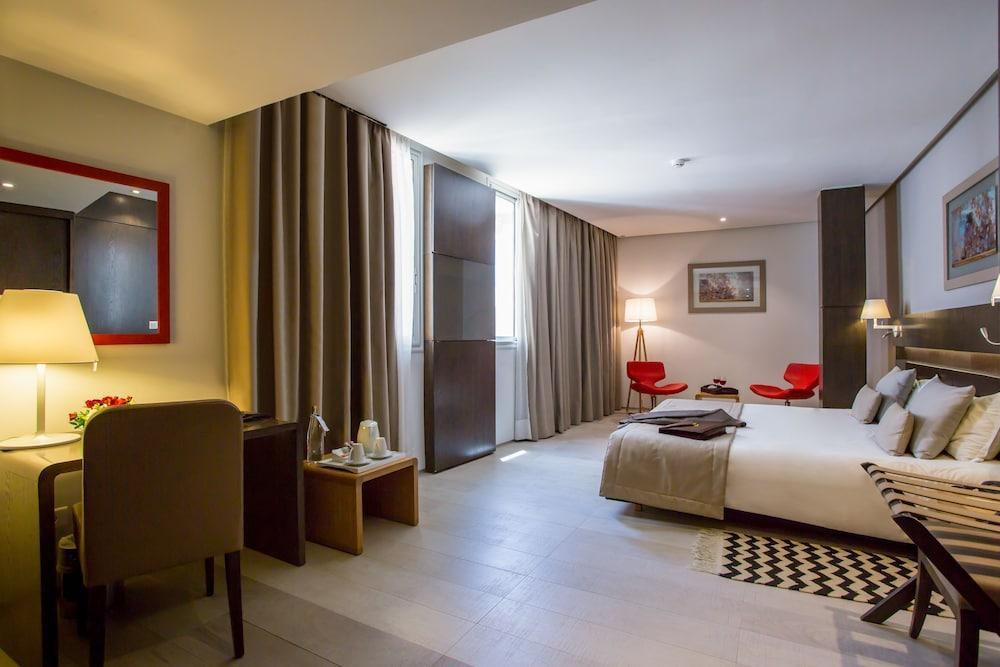 image 1 at Hôtel Belvédère Fourati by 10 Avenue des Etats Unis d´Amerique Tunis TN-1002 Tunisia