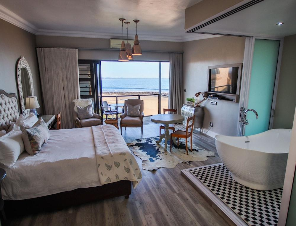 image 1 at On the Beach Guesthouse by 32 Waterkant Street Jeffreys Bay Eastern Cape 6330 South Africa
