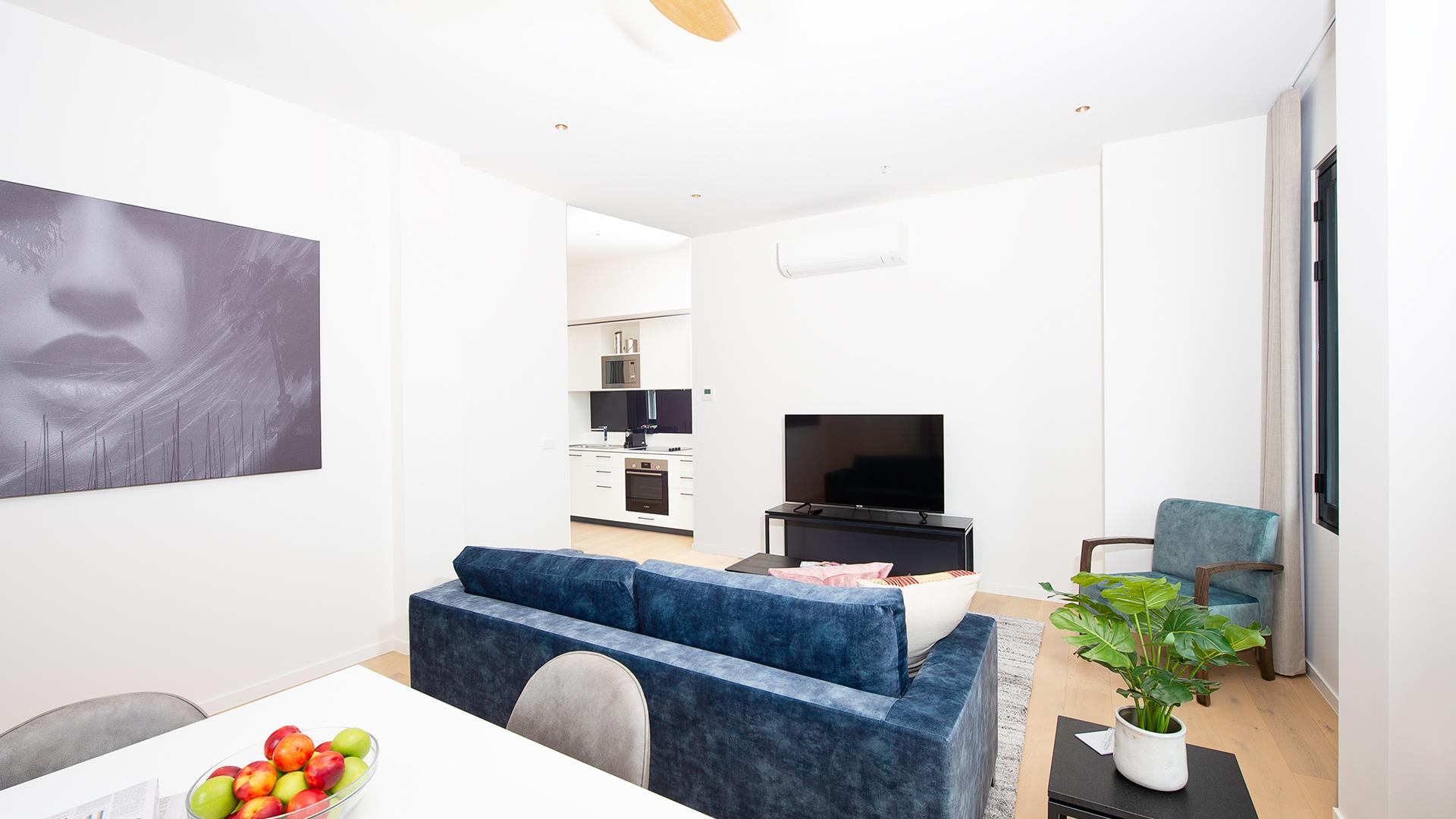 Two-Bedroom Apartment image 1 at R Hotel Geelong by Greater Geelong City, Victoria, Australia