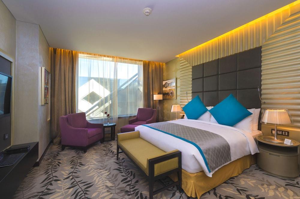 image 1 at Crowne Plaza Riyadh RDC Hotel & Convention, an IHG Hotel by Imam Saud Ibn Abdul Aziz Road Wady Al Muaydin Street Riyadh 00000 Saudi Arabia