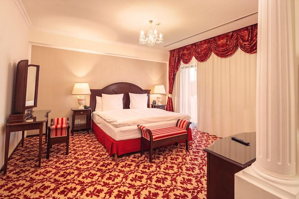 image 1 at Hilton Sibiu by 1st, Padurea Dumbrava Street Sibiu 550399 Romania